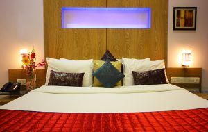 rooms in hotel vihangs inn thane