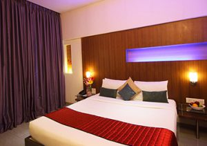 executive hotel room in thane